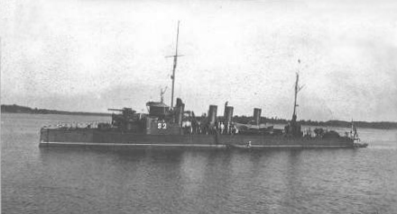 S2 (ex-Prozorlivy and ex-Gagara in Russian service) was a Finnish Sokol class torpedo boat that had been seized from the Russians after the Finnish Civil War 1918.