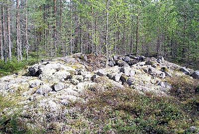 Prehistoric South Karelia