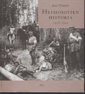 Heimosotien historia  by Jussi Niinistön