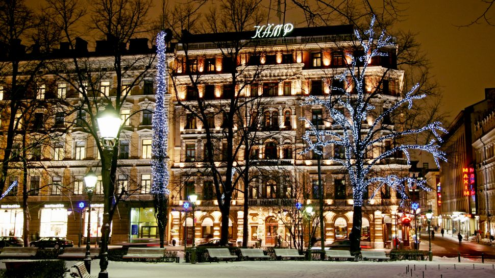 Hotel K Mp A History Of One Of Helsinki S Most Famous