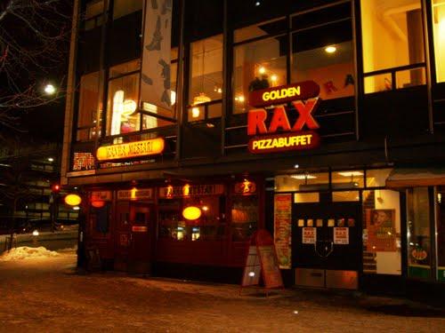 Pizzeria golden rax pizzabuffet dress code for Kiila food bar 00100 kalevankatu 1 helsinki suomi