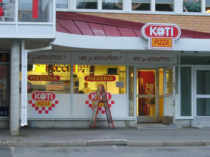 Fast Food in Finland – Alternative Finland