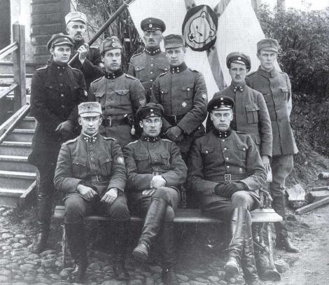 Finnish Volunteers in the Estonian War of Independence