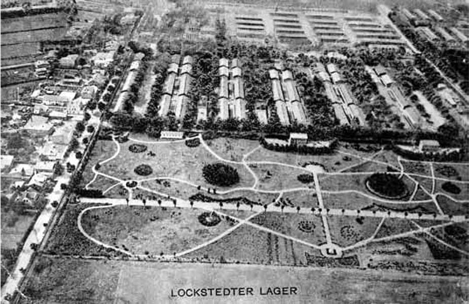 Lockstedter Lager in Schleswig-Holstein was used as a training area for the Finnish Volunteers