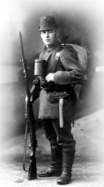Finnish Jaeger (Jaakari)