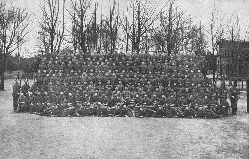 27th Jäger Battalion, 3rd Company