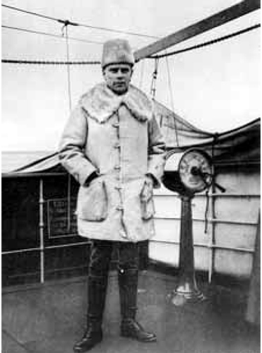 Lieutenant Colonel Wilhelm Thesleff