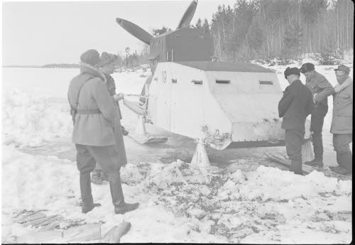 Finnish Aerosan