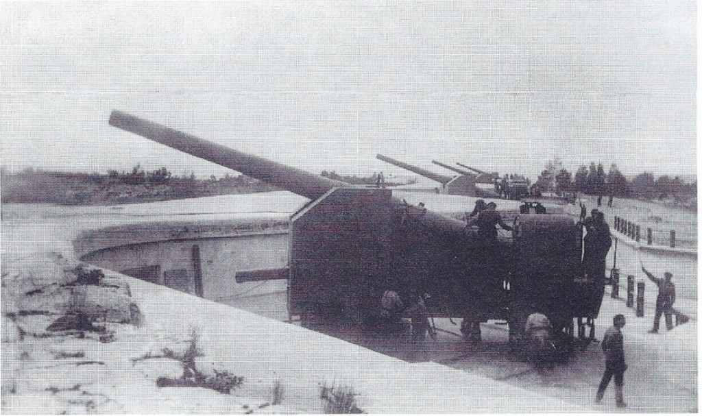 Kuivasaari Coastal Artillery Fortress
